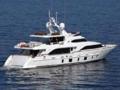 Benetti 105 Tradition Mega Yacht