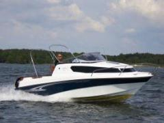 Aqua Royal 680 Cruiser Cuddy Cabin