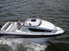 Aqua Royal 550 Cruiser Cuddy Cabin