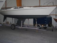 Klepper International 806 Kielboot