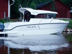Finnmaster Pilot 7 Weekend Kabinenboot