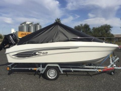 Remus 450 Open +15ps +extras Sport Boat