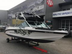 Nautique 210 mit orginal Surfsystem Wakeboard / Wasserski
