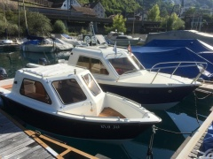 "Thoma C550 ""Cassic"" Familien-, und Fischerboot Fishing Boat"