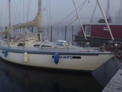 Asmus Yachtbau Hanseat Commodore Ketch