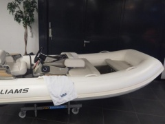 Williams Turbojet 325 Festrumpfschlauchboot