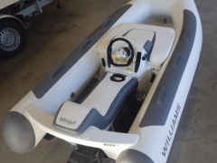 Williams Mini Jet Festrumpfschlauchboot