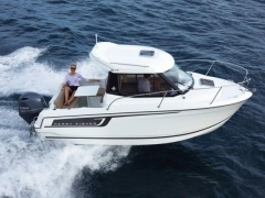 Jeanneau Merry Fisher 605 / 100 PS Motoryacht