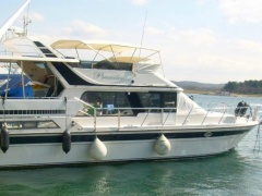 President 52 Fly Eder ship Flybridge Yacht