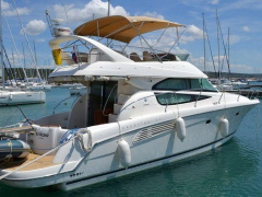 Jeanneau 42 PRESTIGE - 3 KABINEN VERSION Flybridge