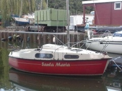 Werftbau Modell: Flying Cruiser 550 Im Kielboot