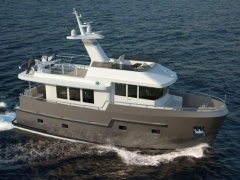 Bering 50 New Expedition Yacht Motoryacht