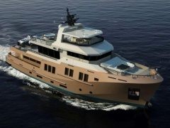 Bering 115 New Expedition Yacht Megayacht