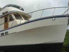 King Yachts Sea ranger 53' Pilothouse