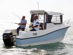 Quicksilver Captur 555 Pilothouse Pilot House Boat