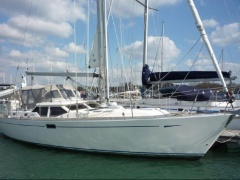 Oyster 47 Oyster Moon Dancing Yacht a Vela