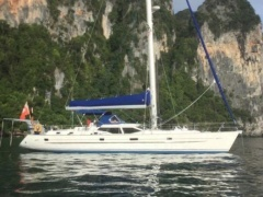 Oyster 53 Going Easy Too Yacht a Vela