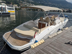 Sessa Key Largo 27 Inboard Cabin Boat