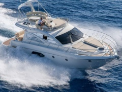 Cranchi 43 Fly Flybridge Yacht