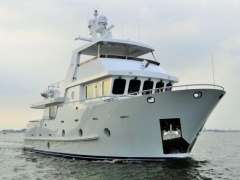 Bering 65 New Expedition Yacht Motoryacht