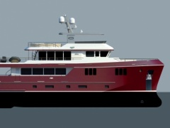 Bering 95 New Expedition Yacht Megayacht