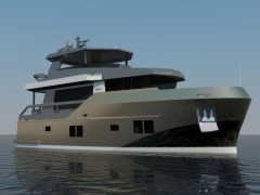 Bering 60 New Exploration Yacht Motoryacht