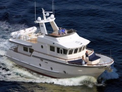 Bering 55 New Expedition Yacht Motoryacht