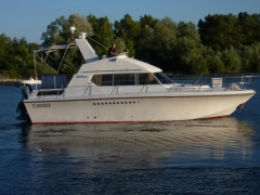 Powless POWLESS38 FLYBRIDGE Flybridge Yacht