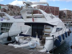 Fairline 40 PHANTOM Flybridge Yacht