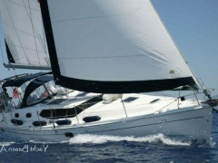Hunter 45 DS Yacht a Vela