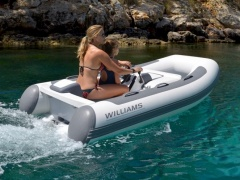 Williams 280 Minijet neu 2019 Schlauchboot