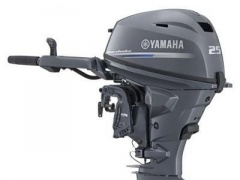 Yamaha F 25 GMHS neues Modell leichtes Gewich Hors-bord