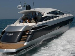 Pershing 56 Hard Top Yacht