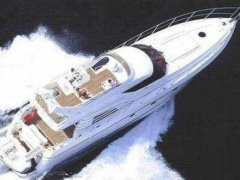 Sunseeker Manhattan 62 Flybridge Yacht
