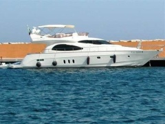 Cnt Cayman 62 Cyber Fly Flybridge Yacht