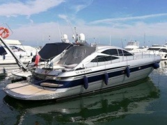 Pershing 52' Hard Top Yacht