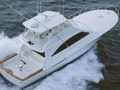 Ocean Yachts 62 Super Sport Flybridge Yacht