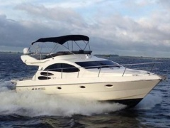 Azimut Spa Azimut 39 Fly Flybridge Yacht