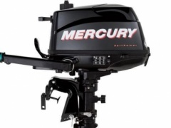 Mercury F 5 MLHA SP Sail Power Hors-bord