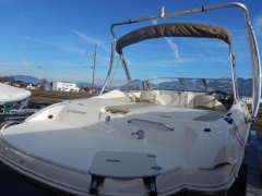 Stingray 225 CR Kabinenboot