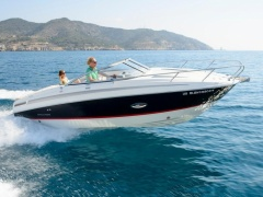 Bayliner 742 CU / 250 PS / Kat / Voll Yacht a Motore