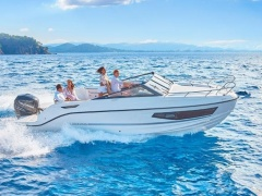 Quicksilver 755 Cruiser, 225 V6 Pilotina