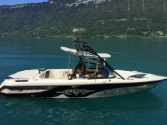 Correct Craft Super Air Nautique 210 - 2000 Wakeboard / Wasserski