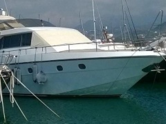 Baia B 60 Fly Flybridge Yacht