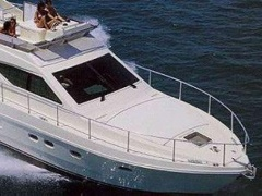 Ferretti 430 Fly Flybridge Yacht