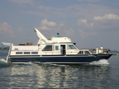 De Groot Fly 42 Flybridge Yacht