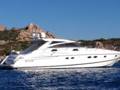 Princess V58 Cabinato