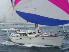 Oyster 55 MAGICALLY HAPPENS Segelyacht