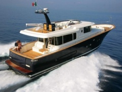 Apreamare 65 Maestro 65 Flybridge Yacht