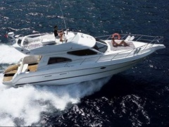 Cranchi Yachts 40 Atlanttique Model 2005 Motoryacht